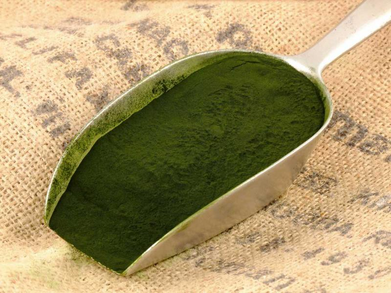 Jual Masker herbal Spirulina TIENS herbal